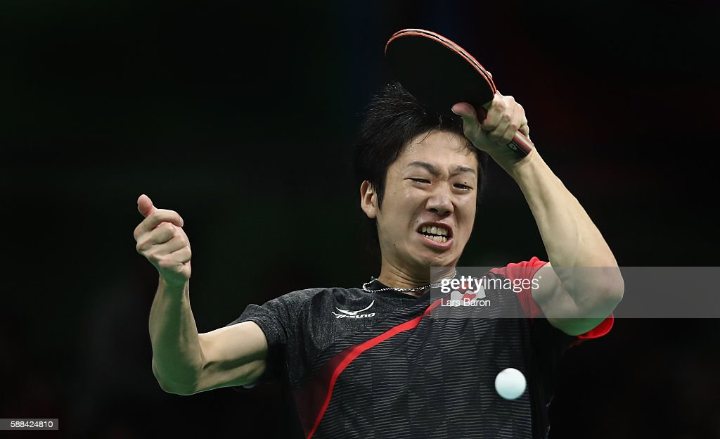 Table Tennis - Olympics: Day 6 : News Photo
