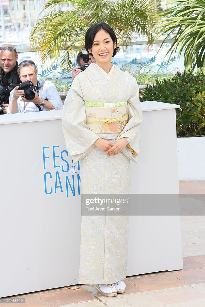 """Futatsume No Mado"" Photocall - The 67th Annual Cannes Film Festival : News Photo"