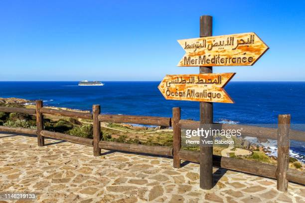 junction between two seas - pierre yves babelon stock pictures, royalty-free photos & images