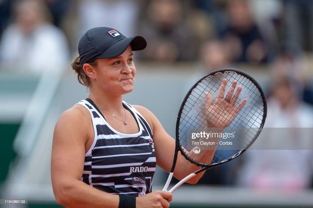 French Open Tennis. Roland-Garros 2019. : News Photo