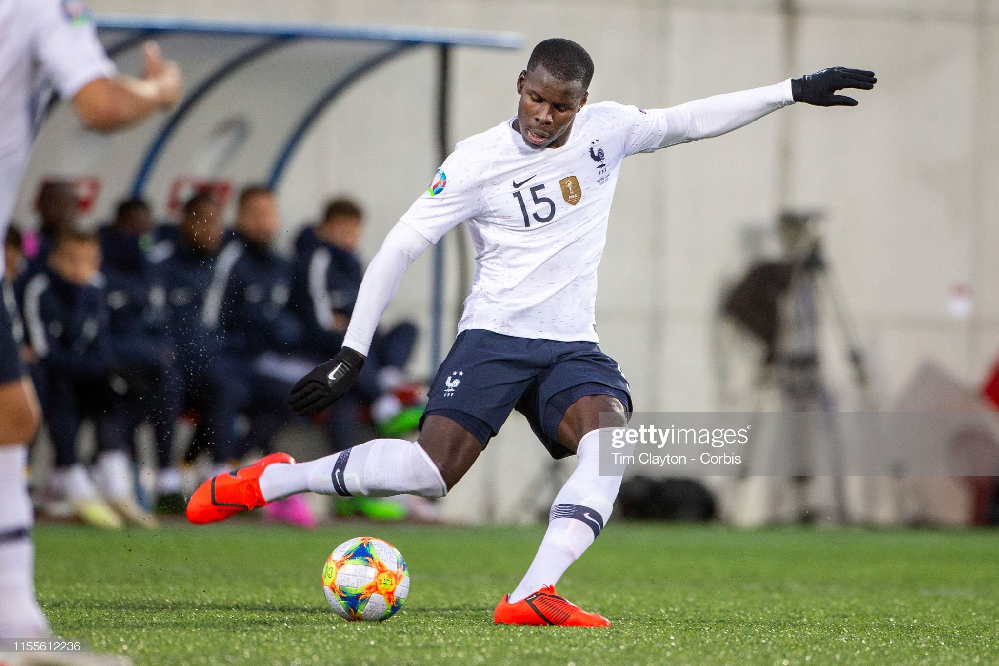 Andorra V France : News Photo