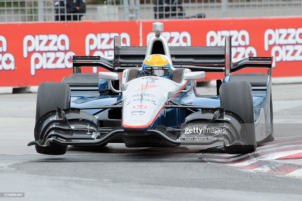 AUTO: JUN 13 IndyCar Series - Honda Indy Toronto : News Photo