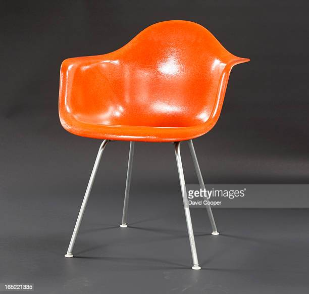 Charles Eames designed this chair which is one of the Icons of the 20th Century Eamse was born June 17 1907