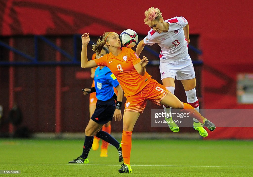 SOCCER: JUN 15 FIFA Women's World Cup - Group A - Netherlands v Canada : News Photo