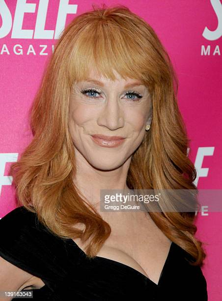June 18 2009 West Hollywood Ca Kathy Griffin Self Magazine Celebrates the July 2009 LA Issue Held at the Sunset Towers Hotel