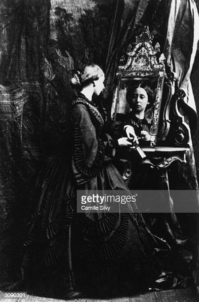 Princess Alice Maud Mary Duchess of HesseDarmstadt wife of Louis Grand Duke of HesseDarmstadt and daughter of Queen Victoria