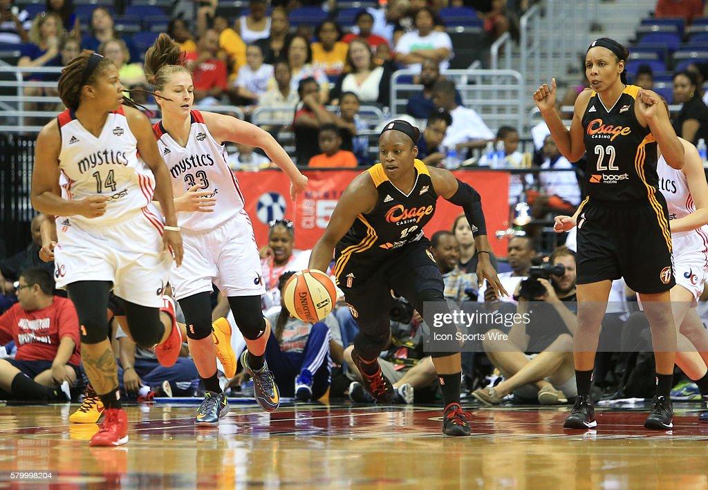 WNBA: JUN 19 Shock at Mystics Pictures | Getty Images