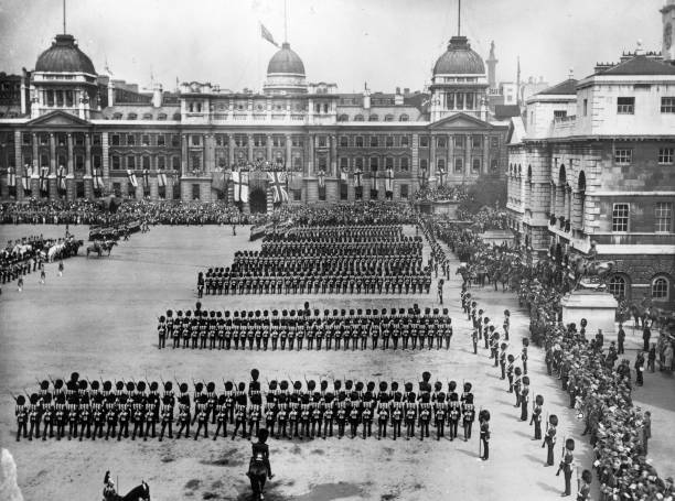 Trooping The Colour Wall Art