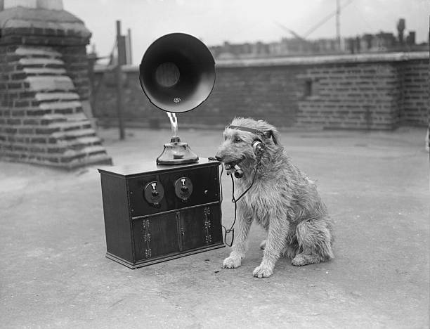 His Master's Voice Wall Art