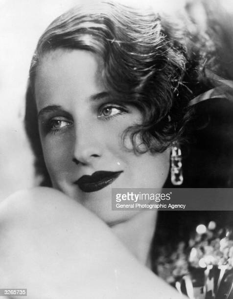 Norma Shearer the Canadian born actress who starred in silent films and then talkies such as 'Private Lives' 'Romeo and Juliet' 'Marie Antoinette'...