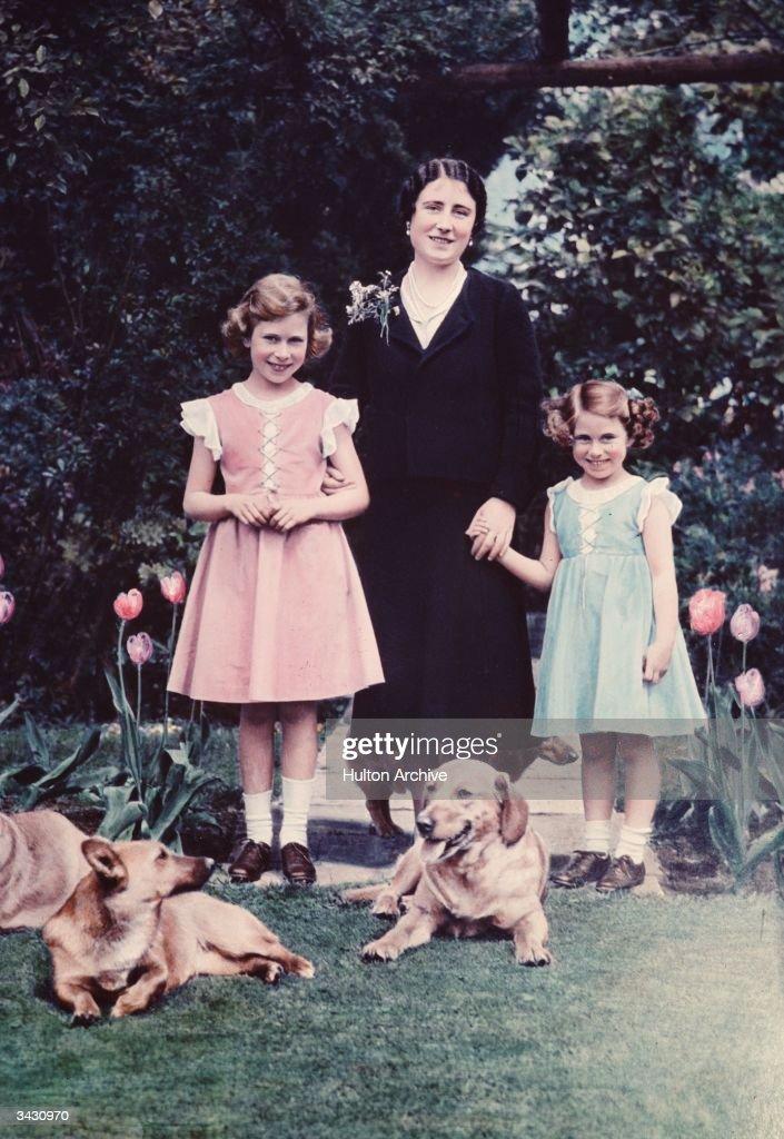 Royal Daughters : News Photo