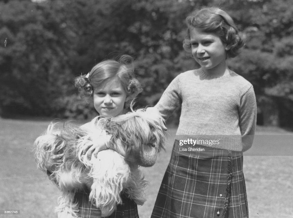 Royal Sisters : News Photo