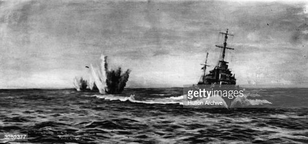 The British navy takes the initiative as HMS Daisy destroys three Italian submarines off the coast of Crete during the Naval war in the Eastern...