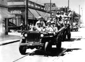 June 1943 federal troops patrol the streets of detroit in a jeep 29 picture id2663973?s=170x170