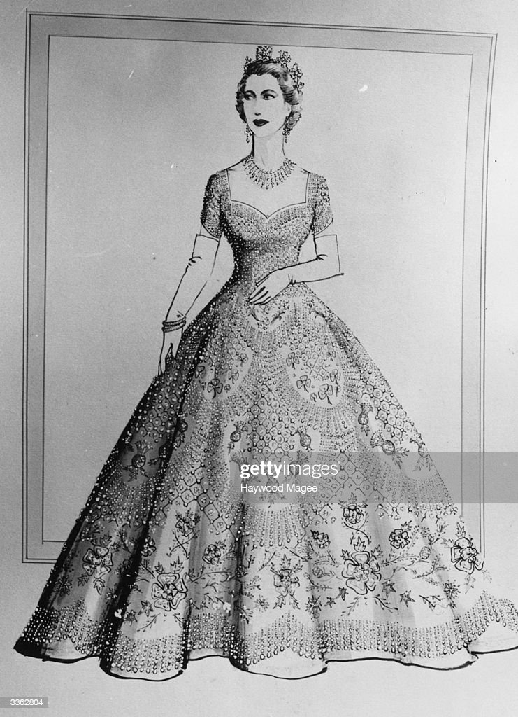 Coronation Dress Pictures | Getty Images