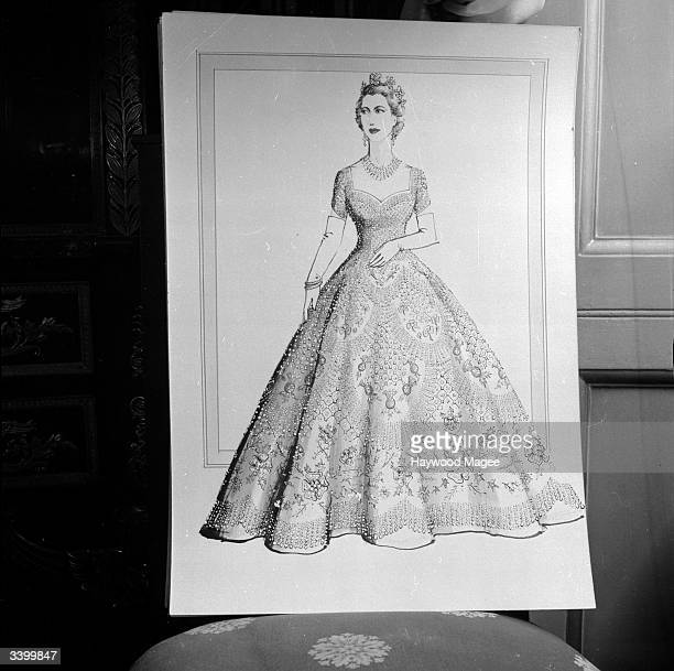 Coronation Gown Pictures and Photos | Getty Images
