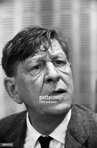 a biography of the anglo american poet wh auden The unknown citizen -- a poem by w h auden about the poet -- wystan hugh auden (1907 -- 1973) was an anglo-american poet born in england, later an american.