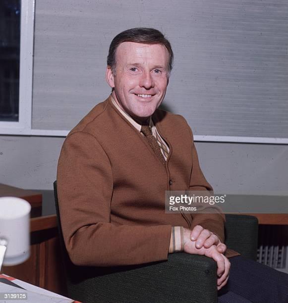 BBC radio disc jockey Jimmy Young