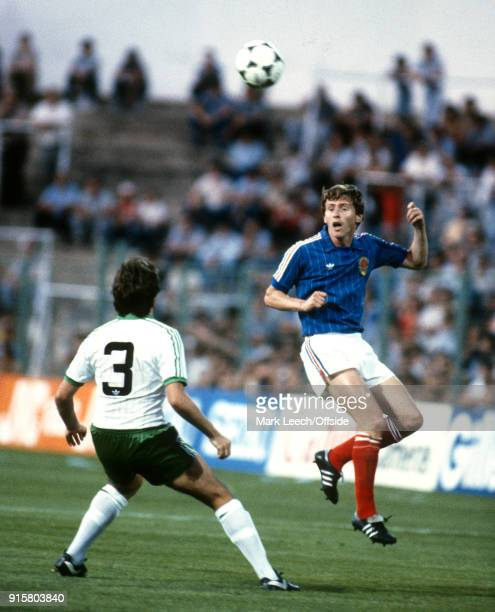 FIFA World Cup Northern Ireland v Yugoslavia Vladimir Petrovic of Yugoslavia