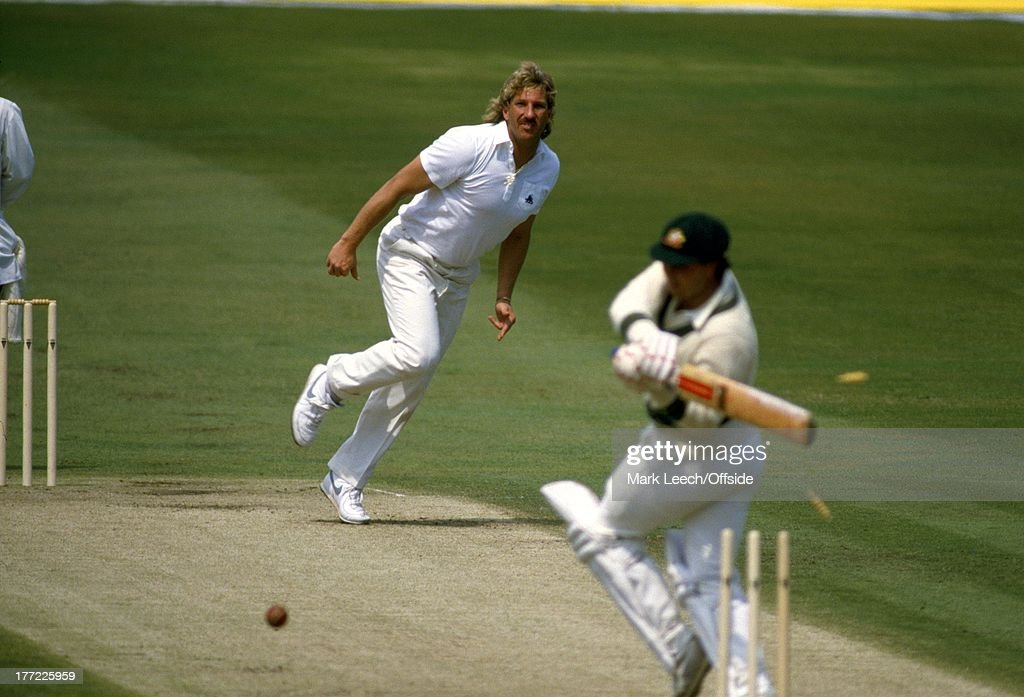 Cricket - 2nd Ashes Test 1985 : News Photo