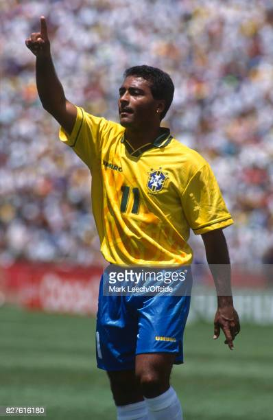 Fifa World Cup Brazil v Cameroon Romario of BrazilPhoto Mark Leech / Getty Images