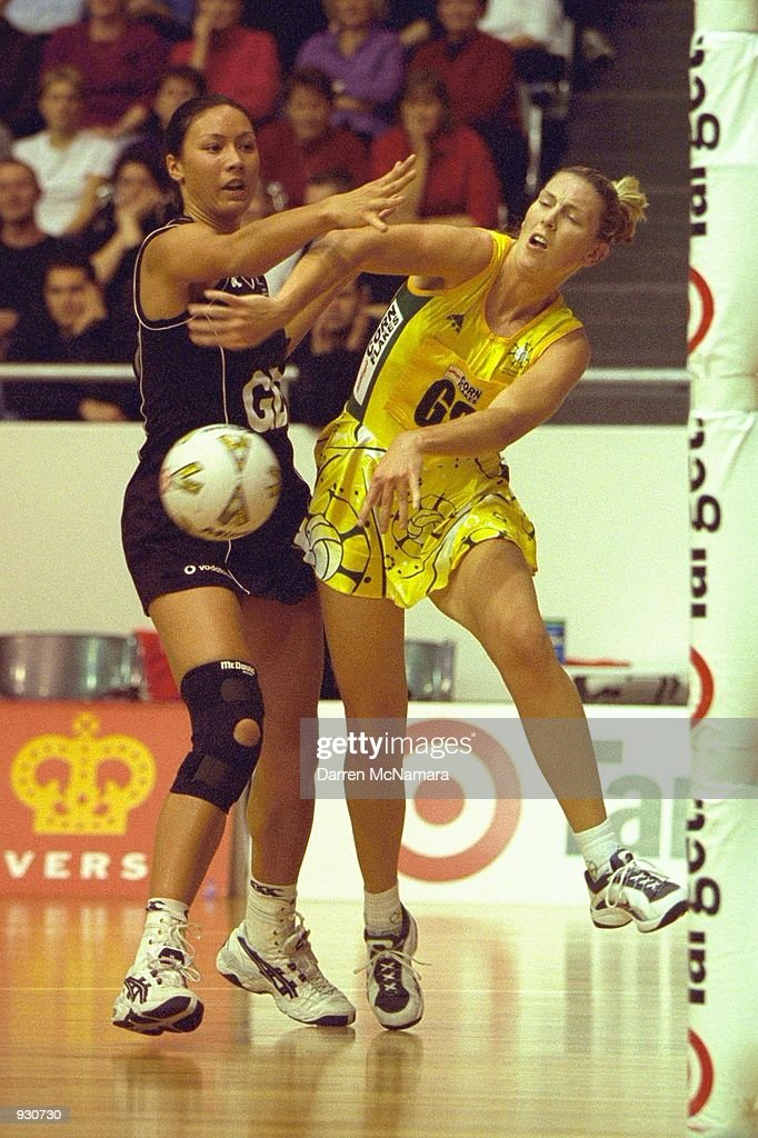 2001 Tri Nations Cup : News Photo
