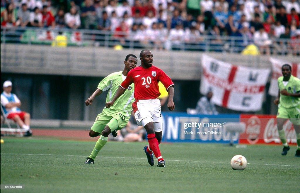 FIFA World Cup  - Nigeria v England : News Photo