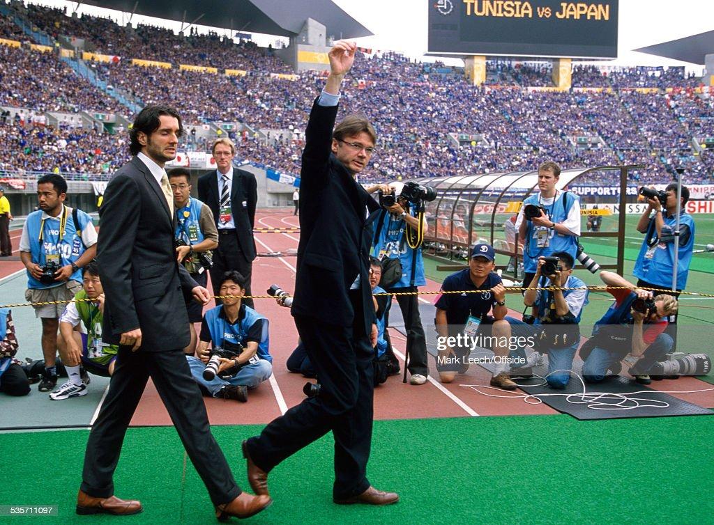 Tunisia v Japan 2002 Fifa World Cup : ニュース写真