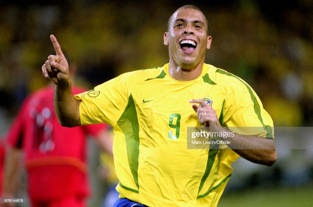 Brazil v Belgium... : News Photo