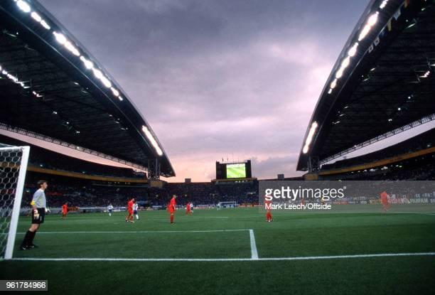 04 June 2002 Saitama FIFA World Cup Japan v Belgium a general view of Saitama Stadium