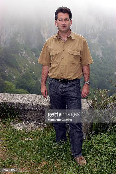 19 June 2003 Burgos y Cantabria Wind mill in the region of Las Merindades in Burgos and Cantabria Carlos Sanchez Martinez Manager of Foundation...