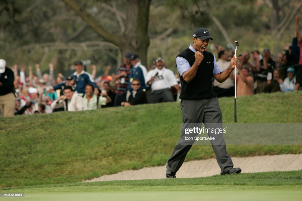 GOLF: JUN 14 US Open - Third Round : News Photo