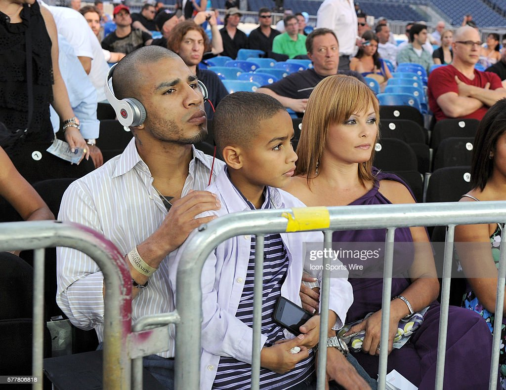 Miguel Cotto Son 2015