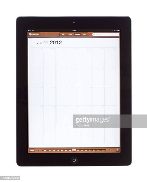 june 2012 calender on ipad 2 - united_states_house_of_representatives_elections_in_florida,_2012 stock pictures, royalty-free photos & images