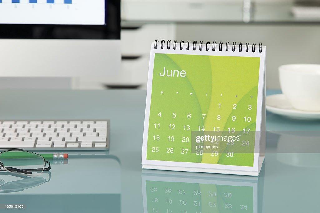 June 2012... : Stock Photo