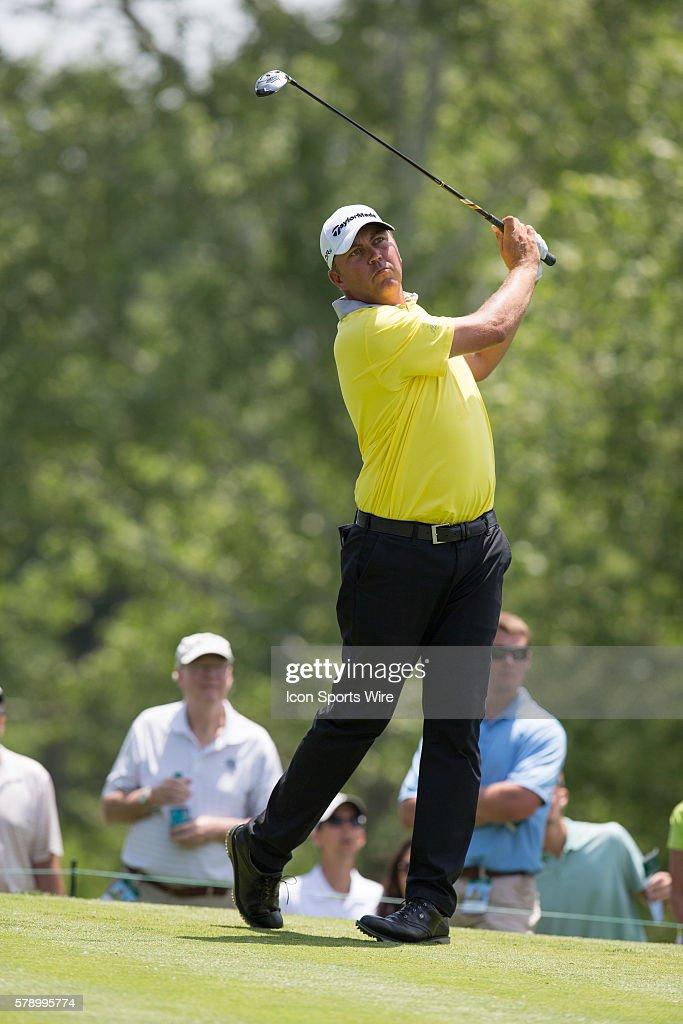 GOLF: JUN 01 PGA - the Memorial Tournament - Final Round : ニュース写真