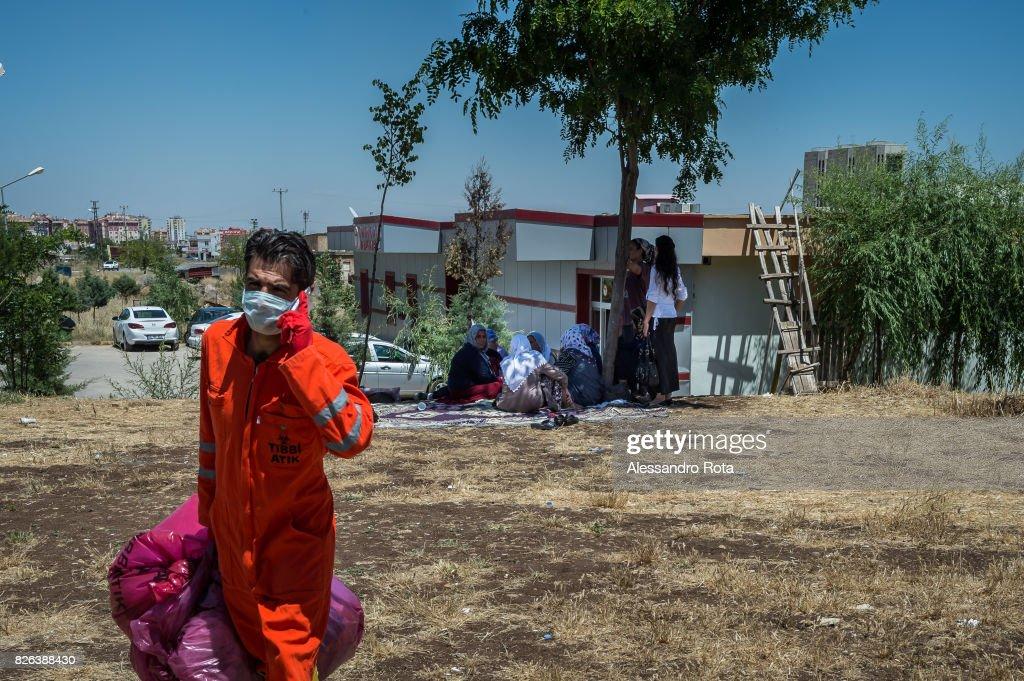 Femicides in Turkey : News Photo