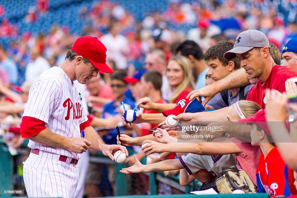 MLB: JUN 17 Orioles at Phillies : News Photo