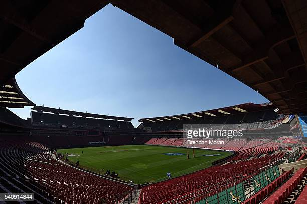 June 2016; A general view of Emirates Airline Park in Johannesburg, South Africa.