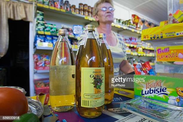 June 2016 Cheap wine mostly made up of water and apple juice is seen being sold at a 24 hour alcohol shop Polterabend is a tradition observed in...