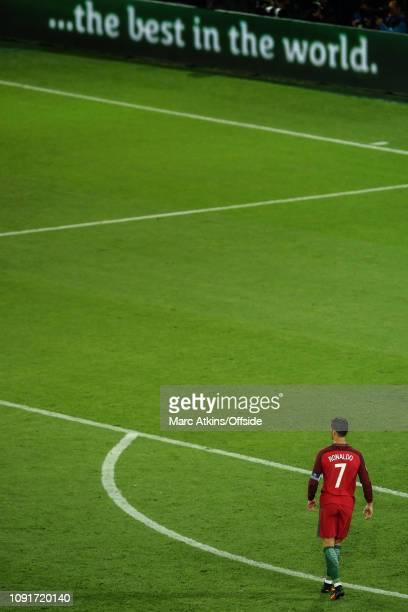 June 2016 - UEFA EURO 2016 - Group F - Portugal v Iceland - Cristiano Ronaldo of Portugal - .
