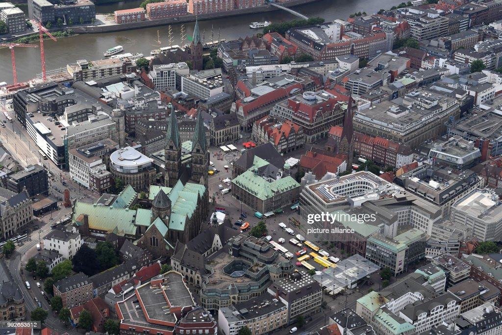 bremen inner city pictures getty images