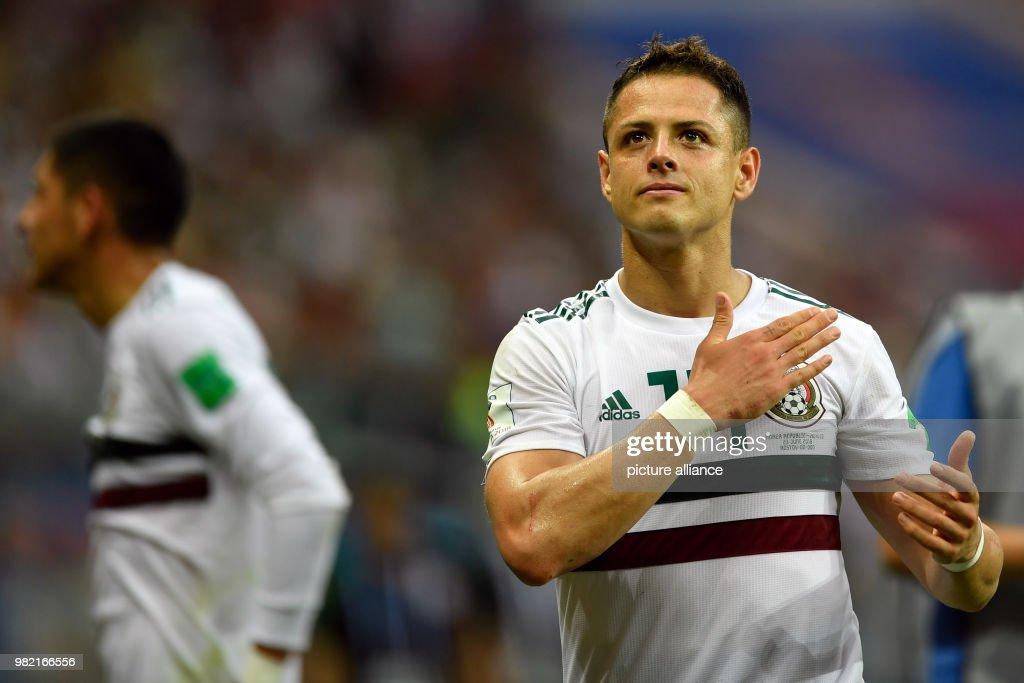 FIFA World Cup 2018 - South Korea vs Mexico : News Photo