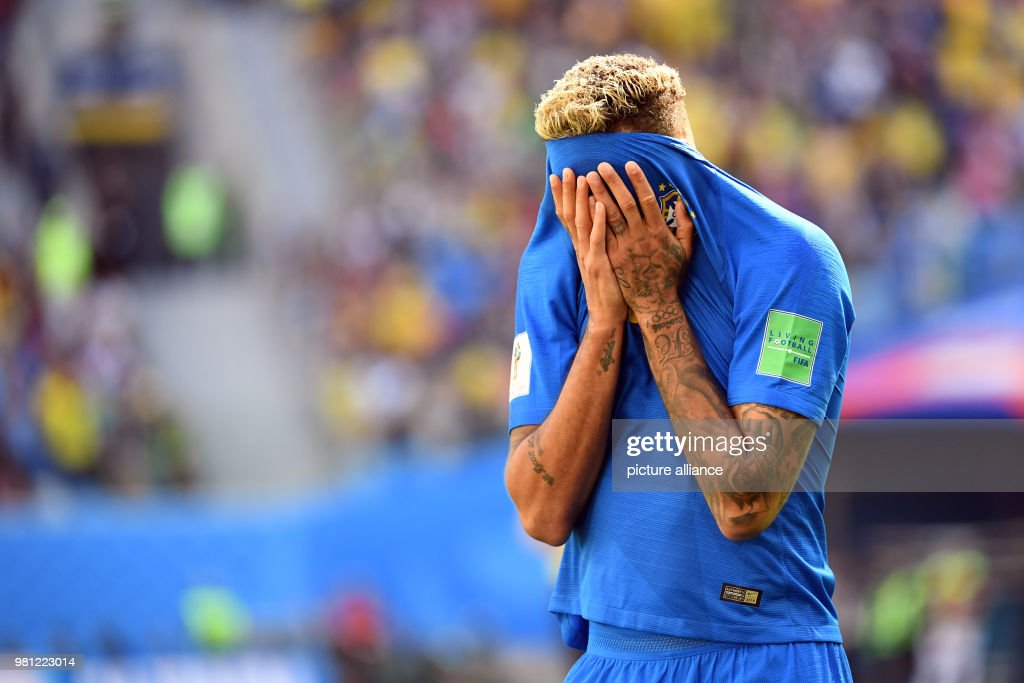 FIFA World Cup 2018 - Brazil vs Costa Rica : News Photo