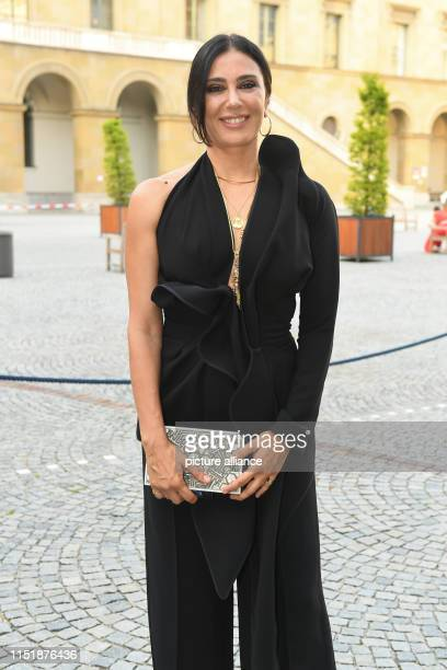 Nadine Labaki Lebanese director comes to the presentation of the Peace Prize of the German Film The Bridge to the Cuvilliés Theater Labaki shall be...
