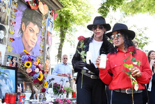 DEU: Commemoration Of The 10th Anniversary Michael Jackson's Death