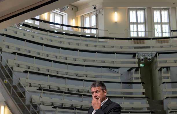 DEU: Economic Forum Of The SPD