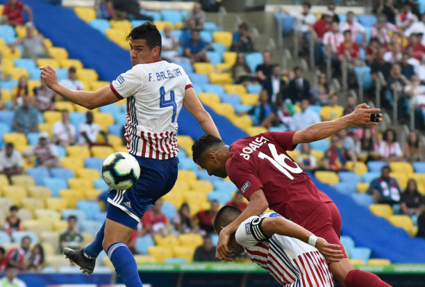 BRA: Copa America Paraguay - Qatar