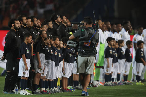 EGY: 2019 Africa Cup Of Nations Egypt Vs DR Congo