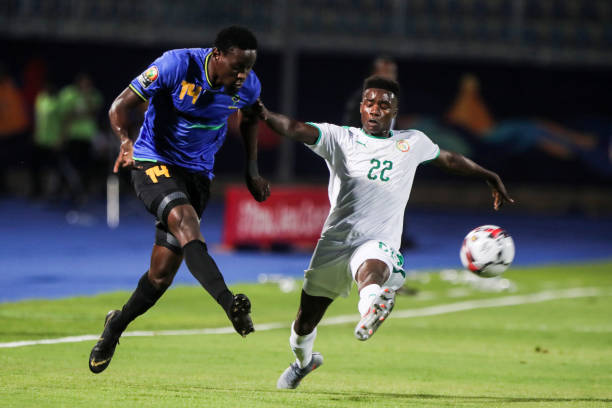 EGY: 2019 Africa Cup of Nations Senegal VS Tanzania